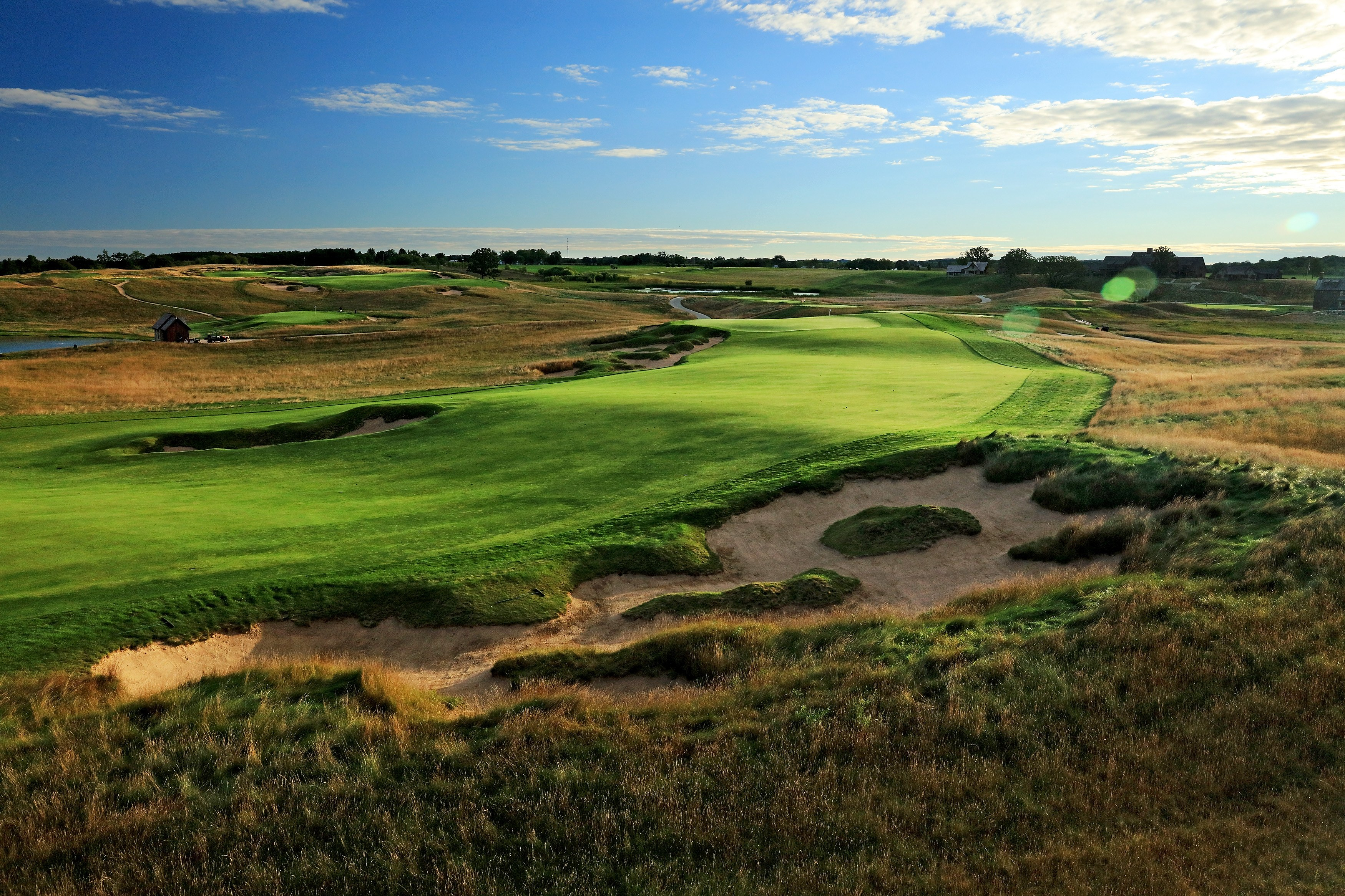 erin hills course image